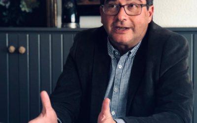 José Luis Martín (PP) critica la «incoherència del govern de Pau Ricomà respecte el projecte Ten Brinke»