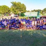 Més de 250 persones participen en la 3a Festa de l'Esport de Roda de Berà