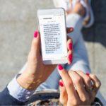 Nou servei d'avisos SMS per comunicar avaries a la xarxa d'aigua a La Pobla de Montornès