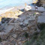 Altafulla delimita els Banys de Mar de la Vil·la romana per evitar la degradació