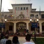 Roda de Berà enceta la festa major de Sant Bartomeu amb un pregó a tres bandes