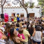 Tret de sortida de la Festa Major de Sant Bartomeu a Roda de Berà