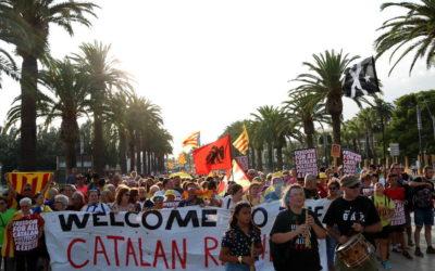 Sumem per Salou presentarà una moció per poder decidir el lloc i l'itinerari de les manifestacions al carrer