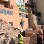 Tarragona realitza uns treballs per millorar la seguretat a l'entorn del circ