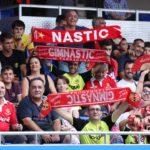 El Nàstic organitza un nou desplaçament per l'enfrontament amb el CD Ebro