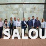 Sumem per Salou i PSC signen l'acord de govern a l'Ajuntament de Salou
