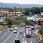 Més de dos milions de camions desviats cap a l'autopista en el primer any de restriccions a l'N-340 i l'N-240