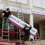 La URV actua d'urgència a la Facultat d'Educació i Psicologia davant la impossibilitat de fer el nou edifici