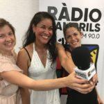 """""""Ones de ciència"""", el nou programa radiofònic de DivulgaTGN a Ràdio Cambrils"""