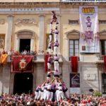 La Diada Castellera de Santa Tecla compleix però deixa alguns objectius pendents