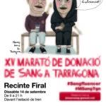 El Banc de Sang i Teixits celebra la Marató de Donants al Recinte Firal de Tarragona