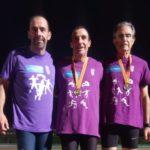 Luis Sáez i Josep Maria Mateo campions de Catalunya de Pentatló Màster