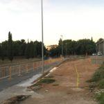 Comencen les obres per a construir una passera sota el pont de l'antiga N-340 a Vila-seca