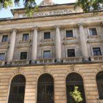 L'Ajuntament comença a posar fil a l'agulla per convertir el Banc d'Espanya en un espai científic i veïnal