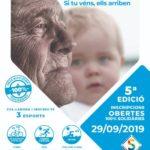 La 5a edició de Sosciathlon arriba a Salou per recaptar fons contra l'Alzheimer i la paràlisi cerebral infantil