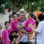 La solidaritat en forma de cursa: el Morell celebra la 6a edició d'Hol·la Genís