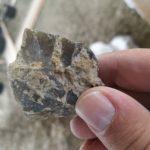 Els arqueòlegs troben més eines de pedra de fa un milió d'anys al Barranc de la Boella