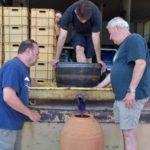 La URV comença la producció de vi a Mas dels Frares com ho feien els íbers