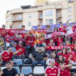 El Nàstic prepara el desplaçament per l'encontre amb el Valencia Mestalla