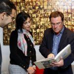 La Pobla de Mafumet rep la visita de Saloua Bichri, cònsol del Marroc