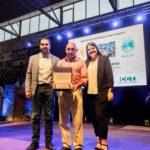 La morellenca Mar Molné rep una distinció als Premis Avriga Fvscvs