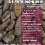 Vandellòs i l'Hospitalet se sumaran a la celebració de les Jornades Europees de Patrimoni de 2019