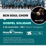 El Teatre Tarragona acollirà el concert solidari de gòspel de Mans Unides