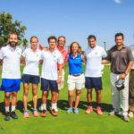 Golf Costa Daurada inicia la temporada de les escoles esportives amb un immillorable equip tècnic