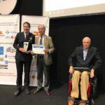 La Policia Local de Roda de Berà rep un premi per la seva dedicació a l'educació viària a les escoles