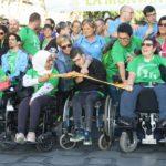 Més de 800 persones van caminar en la 11a marxa solidària en benefici de La Muntanyeta