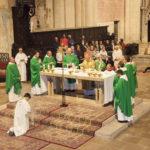 La Catedral de Tarragona se solidaritza amb els damnificats de la llevantada