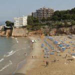 Mor ofegat un home d'uns 70 anys a la platja de Capellans de Salou