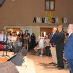 Pere Granados assisteix a la commemoració del 50è aniversari de l'Església Protestant de Salou
