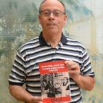 Joan Sardiña, fill de Salou, presentarà demà el llibre 'Carrers mullats, calaixos eixuts'