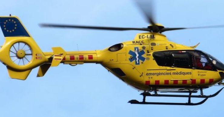 Rescaten una noia accidentada a la zona rocosa del Fortí de la Reina de Tarragona