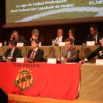 La Junta d'accionistes del Nàstic avala la feina del Consell i aprova un pressupost de 6 MEU
