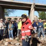 Ja són 200 els efectius que busquen els desapareguts a la llera del Francolí