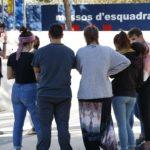 En llibertat deu dels 14 detinguts pels aldarulls a Tarragona