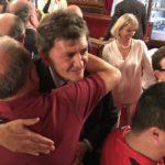 Tarragona mostra un desbordant agraïment a Josep Maria Andreu