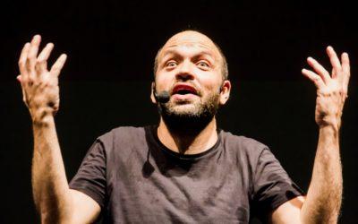 Miguel Noguera porta el seu 'Ultrashow' a l'Espai Jove Kesse