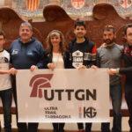 Pau Capell, Jordi Gamito i Isaac Riera, a la línia de sortida de la Ultra Trail Tarragona Sport HG 2019