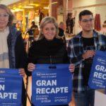 Més de 400 establiments de la província comencen a recollir les donacions del Gran Recapte