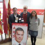 Joan Ruiz anima als que «s'estimen Tarragona» a votar al PSC