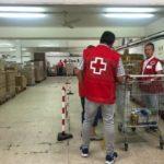 Creu Roja a Tarragona distribueix més de 600 tones d'aliments a la demarcació