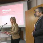 La Diputació de Tarragona aprovarà un pressupost de 160 MEUR, el més alt de la història de l'ens