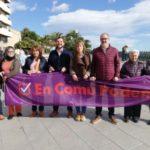 """Ismael Cortés: """"L'única forma d'aconseguir un govern progressista és votar En Comú Podem"""""""