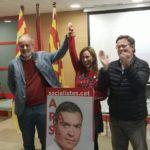 Tarragona és una de les tres províncies on ha crescut la representació socialista