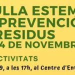 L'Ajuntament d'Altafulla se suma a la Setmana Europea de la Prevenció de Residus 2019