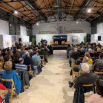 La presentació del llibre institucional del Port de Tarragona, el primer gran acte del seu 150è aniversari