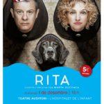 """Diumenge es representarà l'obra """"Rita"""", de Marta Buchaca, al Teatre Auditori de l'Hospitalet"""